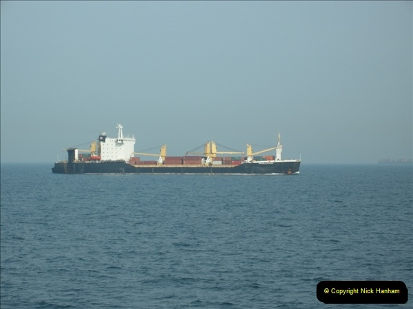 2008-05-10 & 11 At sea.  (36)600