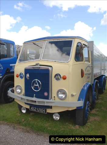 2019-09-01 Truckfest @ Shepton Mallet, Somerset. (244) In your Host's opinion - The Star of the Show. 244