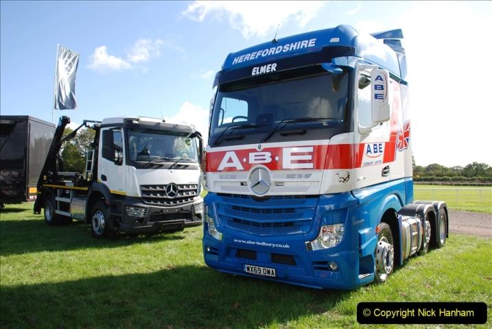2019-09-01 Truckfest @ Shepton Mallet, Somerset. (32) 032