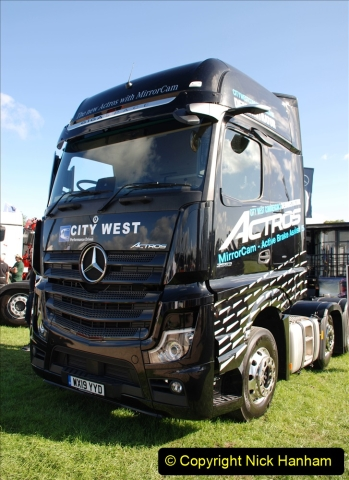 2019-09-01 Truckfest @ Shepton Mallet, Somerset. (34) 034