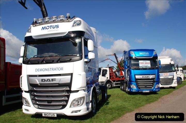 2019-09-01 Truckfest @ Shepton Mallet, Somerset. (60) 060
