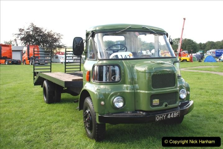 2019-09-01 Truckfest @ Shepton Mallet, Somerset. (79) 079