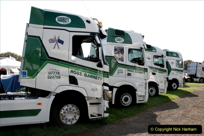 2019-09-01 Truckfest @ Shepton Mallet, Somerset. (80) 080