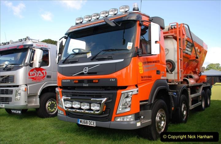2019-09-01 Truckfest @ Shepton Mallet, Somerset. (88) 088