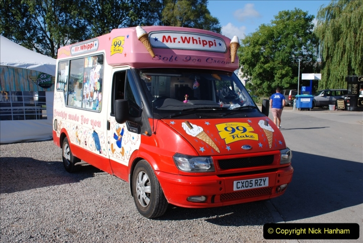 2019-09-01 Truckfest @ Shepton Mallet, Somerset. (9) Ice Cream Vans. 009