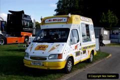 2019-09-01 Truckfest @ Shepton Mallet, Somerset. (11) Ice Cream Vans. 011