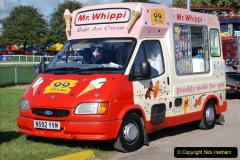 2019-09-01 Truckfest @ Shepton Mallet, Somerset. (12) Ice Cream Vans. 012
