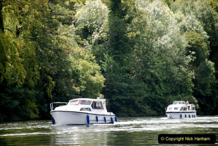 2019-08-20 Cliveden (NT) Taplow, Maidenhead, Berkshire. (101) River Thames boat trip. 101