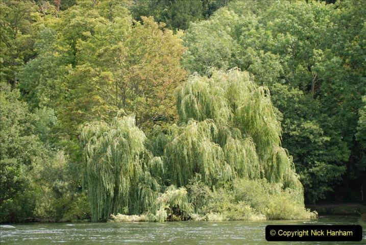 2019-08-20 Cliveden (NT) Taplow, Maidenhead, Berkshire. (102) River Thames boat trip. 102