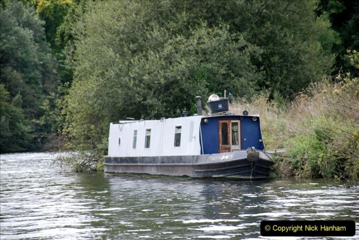 2019-08-20 Cliveden (NT) Taplow, Maidenhead, Berkshire. (103) River Thames boat trip. 103