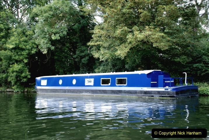2019-08-20 Cliveden (NT) Taplow, Maidenhead, Berkshire. (107) River Thames boat trip. 107
