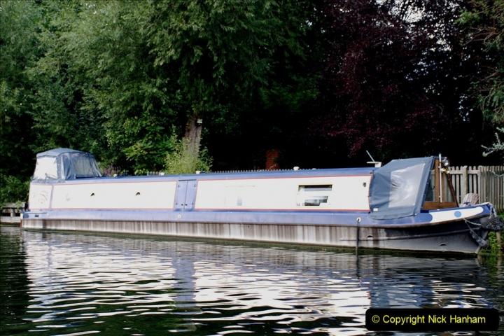 2019-08-20 Cliveden (NT) Taplow, Maidenhead, Berkshire. (109) River Thames boat trip. 109