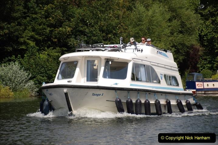 2019-08-20 Cliveden (NT) Taplow, Maidenhead, Berkshire. (121) River Thames boat trip. 121