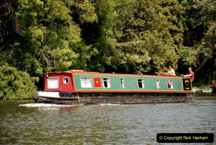 2019-08-20 Cliveden (NT) Taplow, Maidenhead, Berkshire. (123) River Thames boat trip. 123