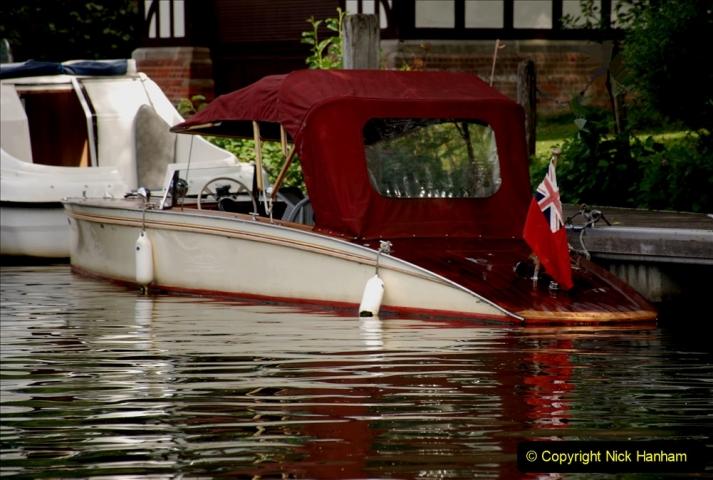 2019-08-20 Cliveden (NT) Taplow, Maidenhead, Berkshire. (132) River Thames boat trip. 132