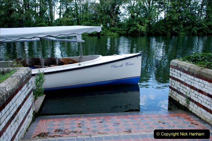 2019-08-20 Cliveden (NT) Taplow, Maidenhead, Berkshire. (135) River Thames boat trip. 135
