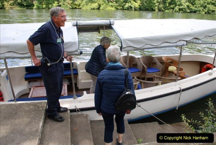 2019-08-20 Cliveden (NT) Taplow, Maidenhead, Berkshire. (72) River Thames boat trip. 072