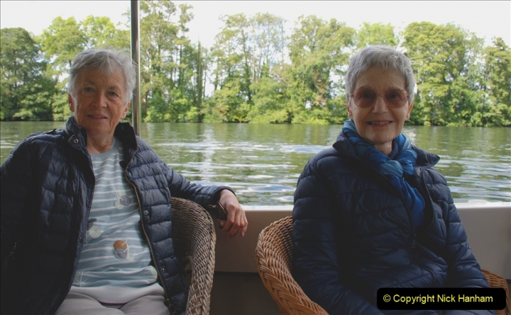 2019-08-20 Cliveden (NT) Taplow, Maidenhead, Berkshire. (73) River Thames boat trip. 073