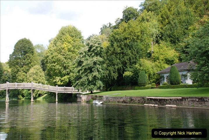 2019-08-20 Cliveden (NT) Taplow, Maidenhead, Berkshire. (88) River Thames boat trip. 088