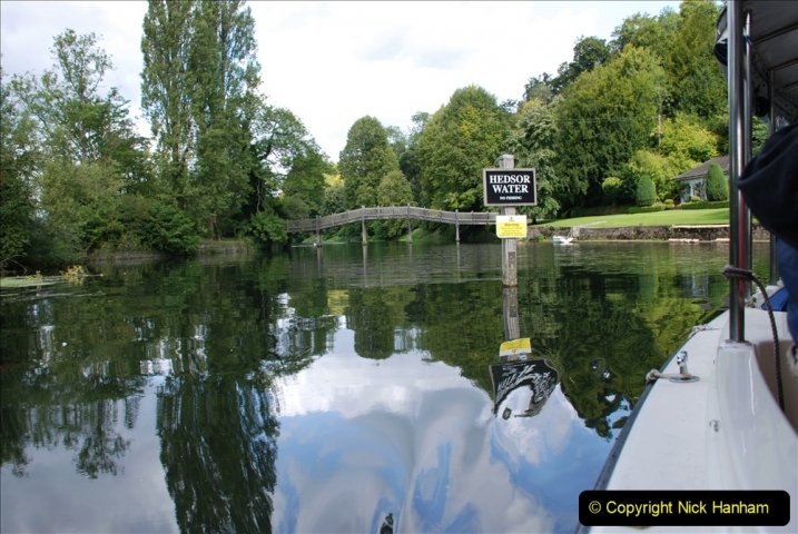 2019-08-20 Cliveden (NT) Taplow, Maidenhead, Berkshire. (89) River Thames boat trip. 089