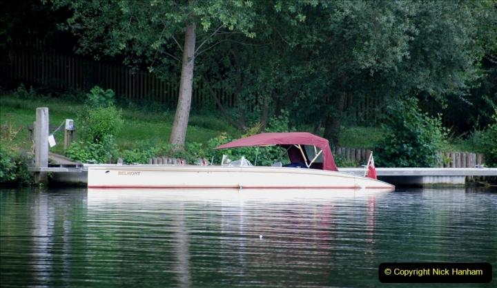 2019-08-20 Cliveden (NT) Taplow, Maidenhead, Berkshire. (93) River Thames boat trip. 093