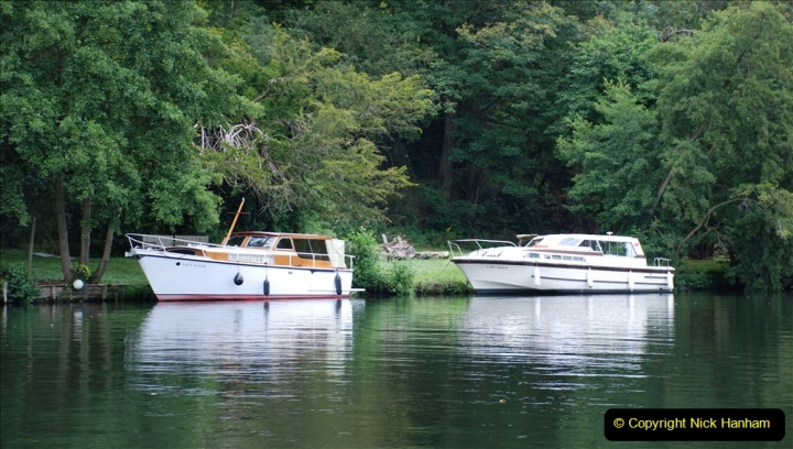 2019-08-20 Cliveden (NT) Taplow, Maidenhead, Berkshire. (94) River Thames boat trip. 094