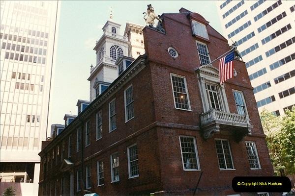 1990-07-08 to 10 Boston, Massachusetts. (16) 016