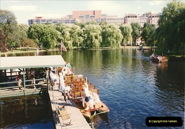 1990-07-08 to 10 Boston, Massachusetts. (33) 033