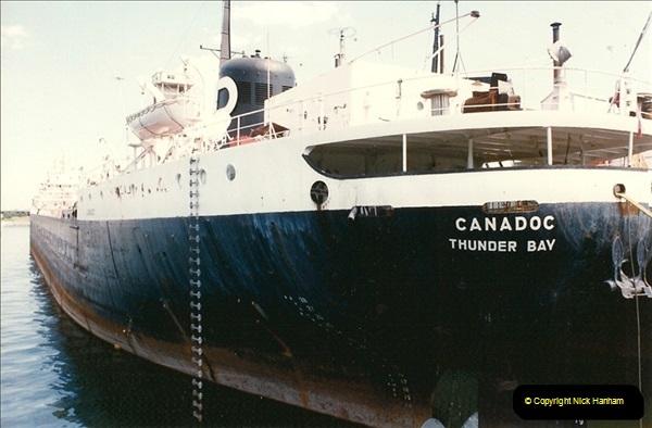 1990 July. Canada & USA.  (29)