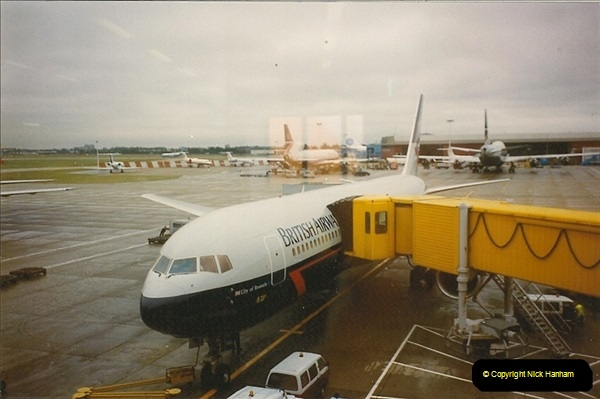 1990 July. Canada & USA.  (3)