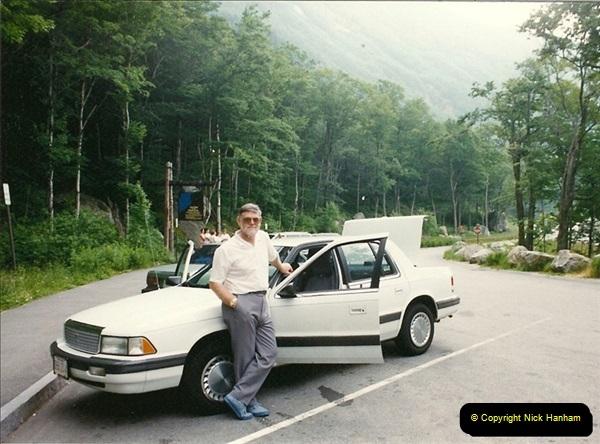 1990 July. Canada & USA.  (35)
