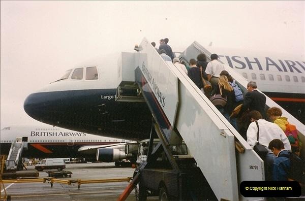 1990 July. Canada & USA.  (4)