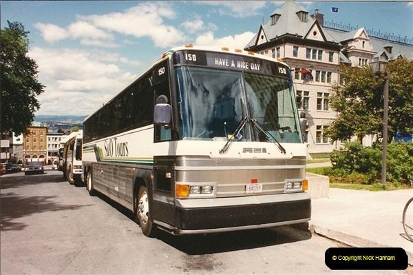 1990 July. Canada & USA.  (80)