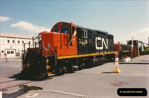 1990 July. Canada & USA.  (83)