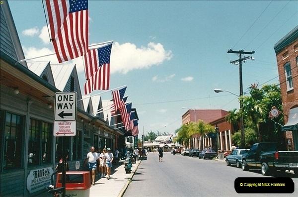 1991-07-16 to 19 The Keyes & Key West, Florida.  (10)022