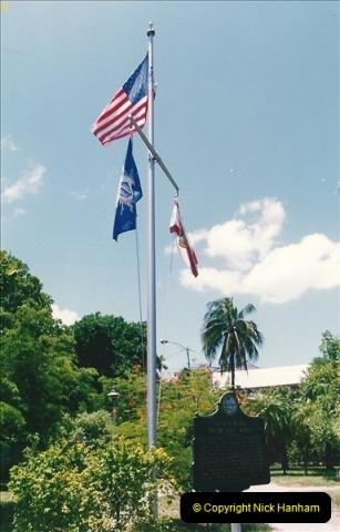 1991-07-16 to 19 The Keyes & Key West, Florida.  (11)023