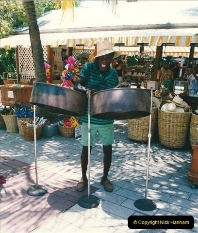 1991-07-16 to 19 The Keyes & Key West, Florida.  (12)024