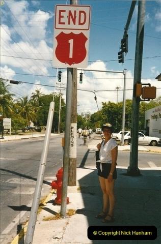 1991-07-16 to 19 The Keyes & Key West, Florida.  (21)033