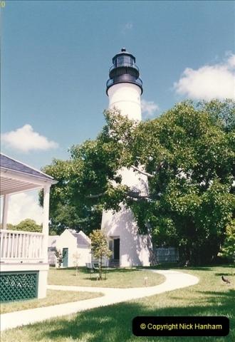 1991-07-16 to 19 The Keyes & Key West, Florida.  (22)034