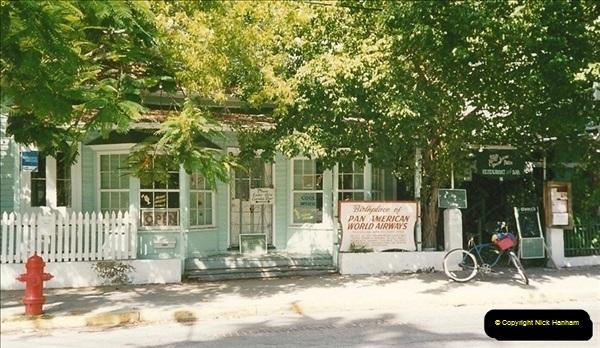 1991-07-16 to 19 The Keyes & Key West, Florida.  (27)039