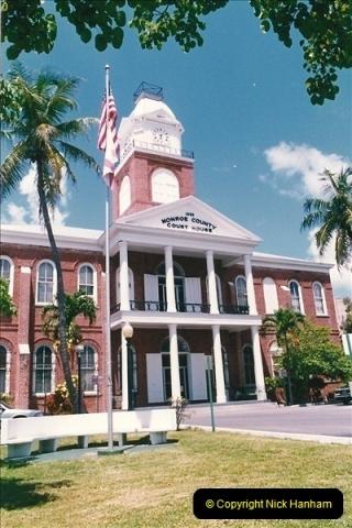 1991-07-16 to 19 The Keyes & Key West, Florida.  (29)041