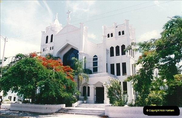 1991-07-16 to 19 The Keyes & Key West, Florida.  (4)016