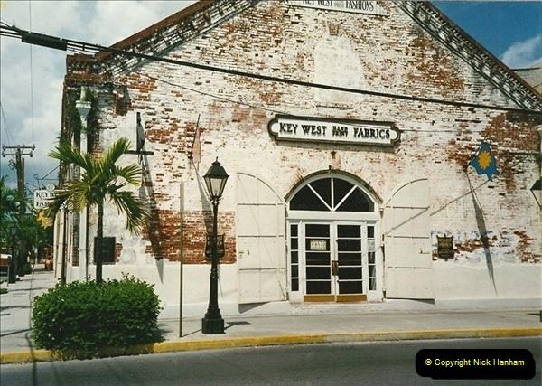 1991-07-16 to 19 The Keyes & Key West, Florida.  (41)053