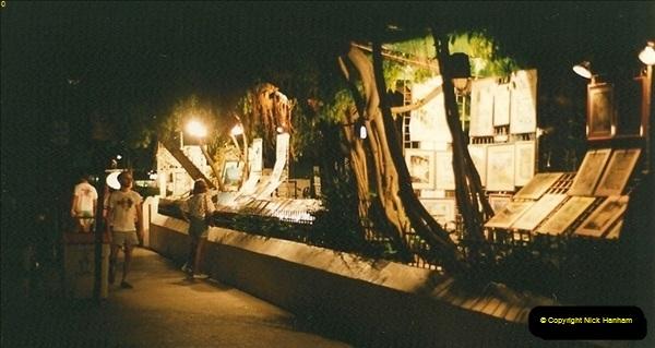 1991-07-16 to 19 The Keyes & Key West, Florida.  (48)060