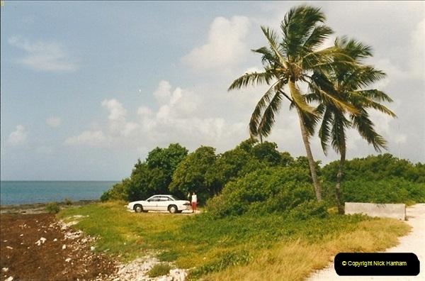 1991-07-16 to 19 The Keyes & Key West, Florida.  (55)067