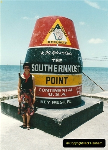 1991-07-16 to 19 The Keyes & Key West, Florida.  (6)018