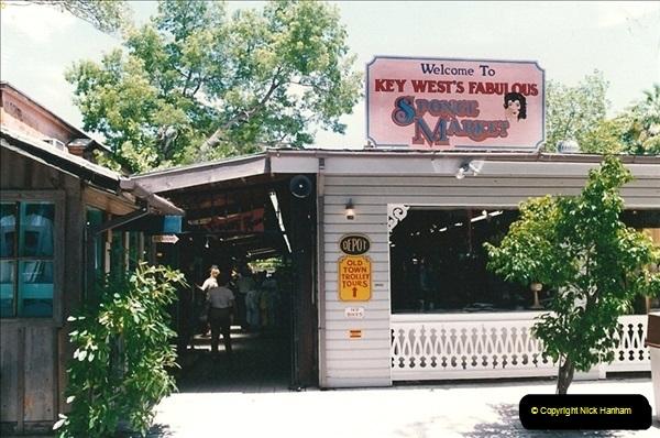 1991-07-16 to 19 The Keyes & Key West, Florida.  (9)021