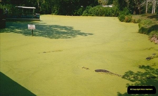 1991-07-21 Gator Jungle, Plant City, Florida.  (14)091