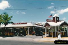 1991-07-16 to 19 The Keyes & Key West, Florida.  (13)025