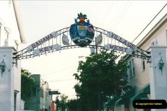 1991-07-16 to 19 The Keyes & Key West, Florida.  (17)029